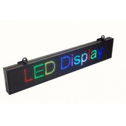 Rótulo electrónico LED Interior Pixel 3 RGB Full Color Wifi 0.99m*0.19m - Imagen 2