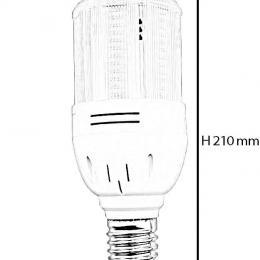Bombilla farola 30W 3000lm IP20 E40 - Imagen 2
