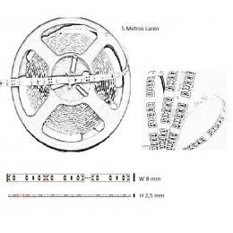 Tira Led Flexible Interior 4.8w*5m IP20 12V - Imagen 2