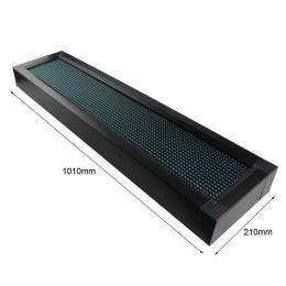 Rótulo electrónico 45W 120º IP65 P10 1.01*0.21m - Imagen 2