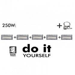Campana DIY 250W 60º y 120º