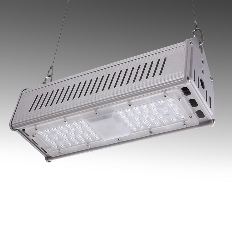 Campana LIneal Led Dimable TRIAC Philips 3030 50W 5500Lm 50.000H - Imagen 1