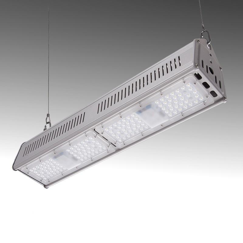 Campana LIneal Led Dimable TRIAC Philips 3030 100W 11000Lm 50.000H - Imagen 1