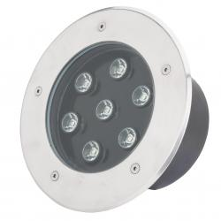 Foco Empotrable LED Exterior 7W 665Lm