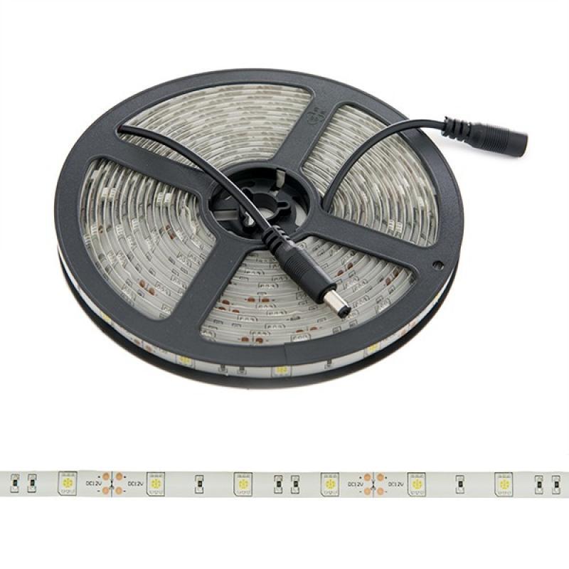 Tira de 150 LEDs SMD5050 12VDC IP65 - Imagen 1