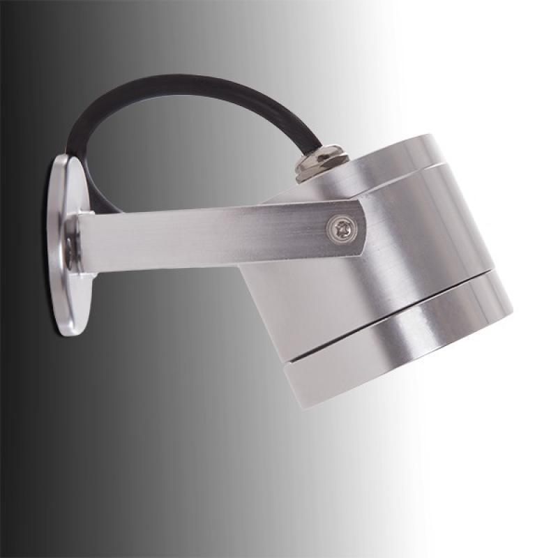 Aplique Mini de Pared 3 LEDs 3W 270Lm 30.000H - Imagen 1