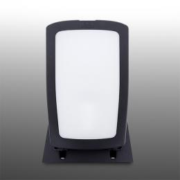 Aplique para Exterior Fumagalli GIOVA/GERMANA Negro E27 Difusor Opal - Imagen 2