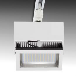 Foco Led para Carril Trifásico 35W 3505Lm 50.000H - Imagen 2