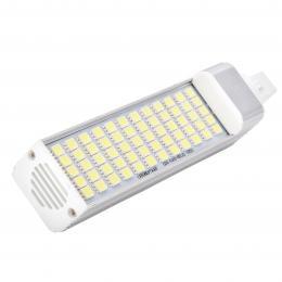 PACK DE 4 Lámparas Bombilla G24 DE 60 LEDS SMD5050 12W 1000LM 30.000H - Imagen 2