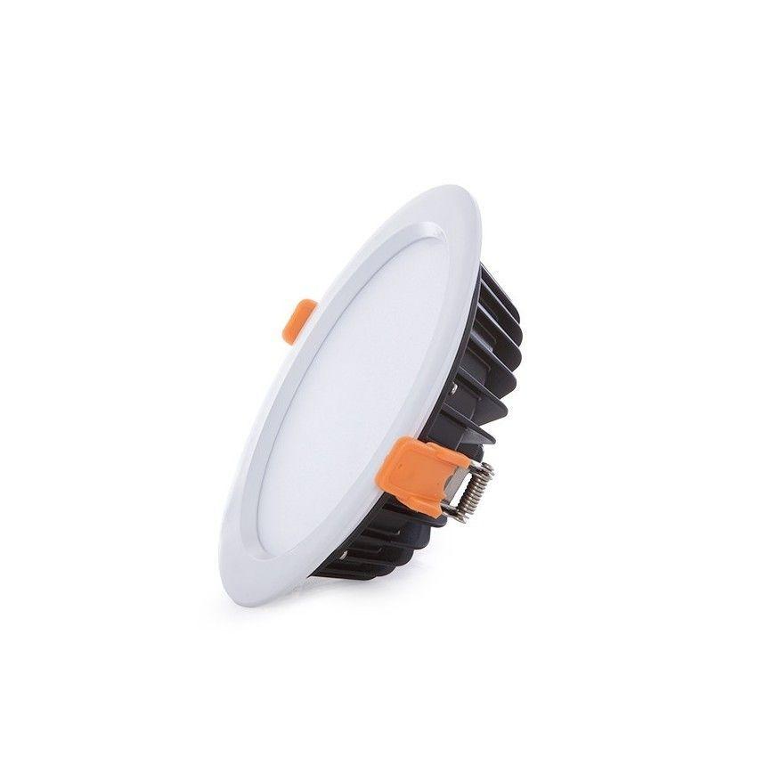 Downlight y Placas LED Empotrables Circulares